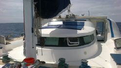 Nautitech 82 Ocean Going Catamaran is reduced to Sell!