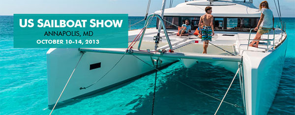 US Sailboat Show, Annapolis [October 10-14, 2013]