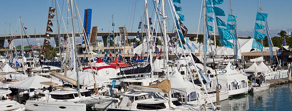 2014 Miami International Boat Show & Strictly Sail