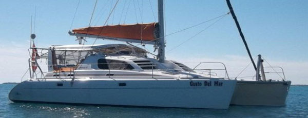 Hot Off the Presses: New Leopard 38 Listing Gusto Del Mar