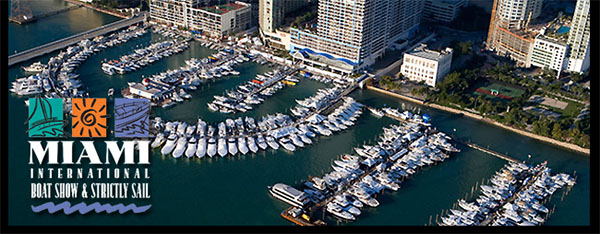 2013 Miami International Boat Show & Strictly Sail