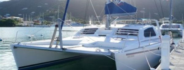 Never Say Never to the perfect catamaran for you!