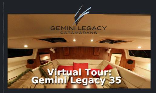Gemini Legacy Video