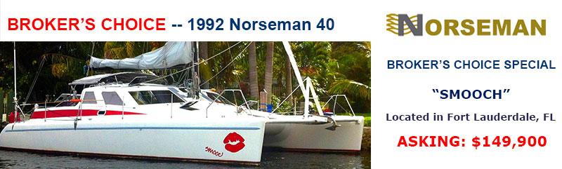 Norseman 40 -- Smooch