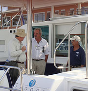 Inside View Into Buying a Catamaran