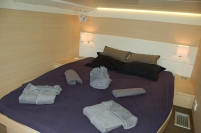 Used Sail Catamaran for Sale 2016 Lagoon 620  Layout & Accommodations
