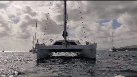 Used Sail Catamaran for Sale 2009 Sourisse 52 Boat Highlights