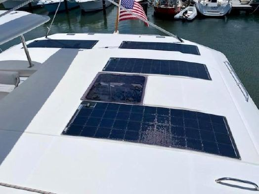 Used Sail Catamaran for Sale 2018 Leopard 40 Electrical, Power & Plumbing