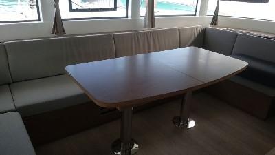 Used Sail Catamaran for Sale 2019 Lagoon 50 Layout & Accommodations