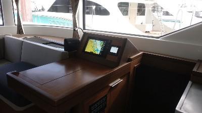 Used Sail Catamaran for Sale 2019 Lagoon 50 Electronics & Navigation