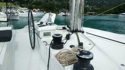 Used Sail Catamaran for Sale 2019 Lagoon 50 Sails & Rigging