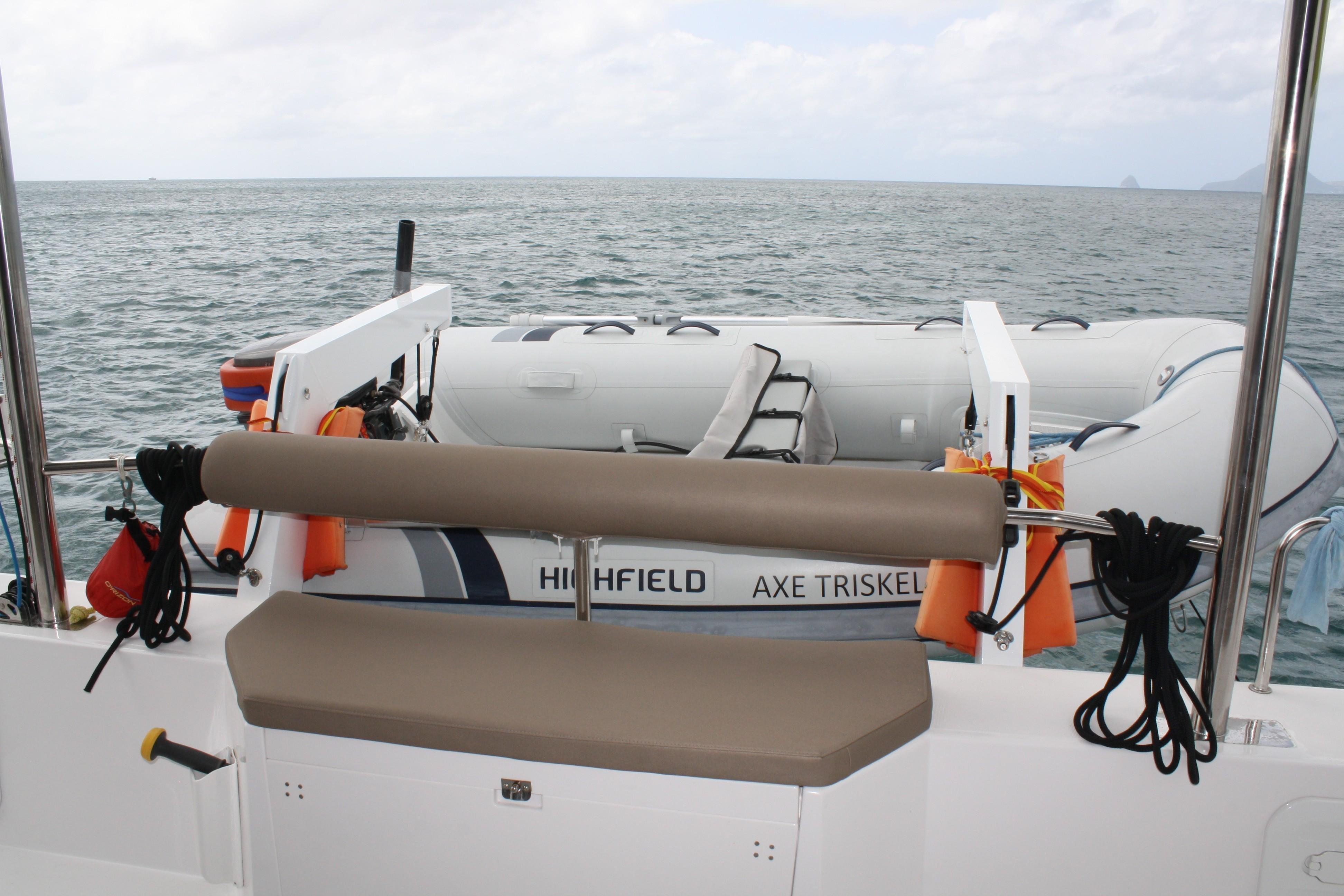 Used Sail Catamaran for Sale 2019 Nautitech 40 Open Deck & Equipment