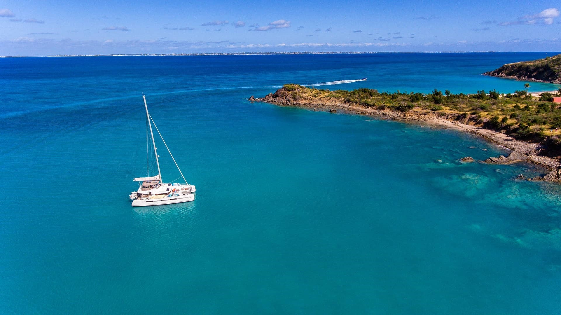 Used Sail Catamaran for Sale 2017 Lagoon 52 F Boat Highlights