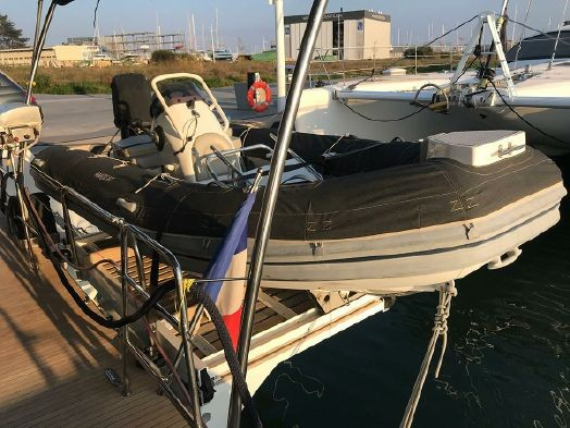 Used Sail Catamaran for Sale 2018 Lagoon 52 S Deck & Equipment
