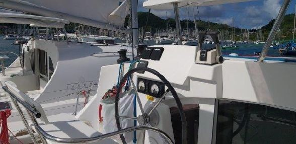 Used Sail  for Sale 2012 Lagoon 380 Additional Information