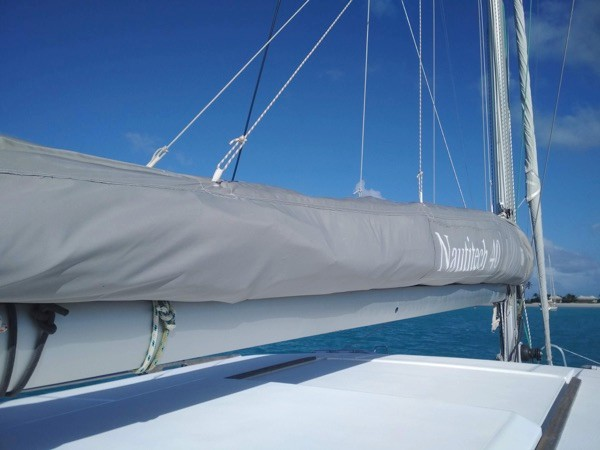 Used Sail Catamaran for Sale 2011 Nautitech 40 Sails & Rigging