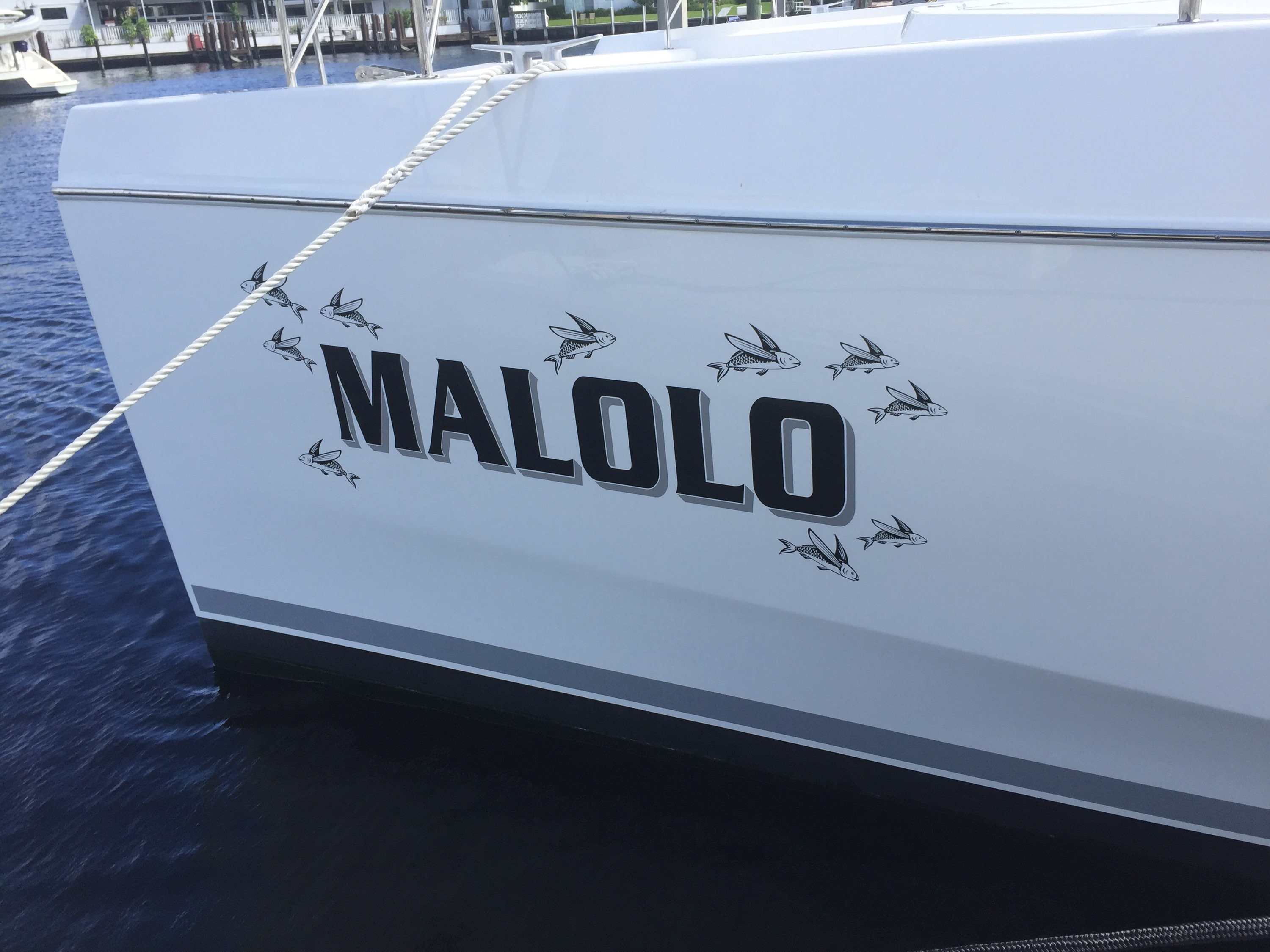 Used Power Catamaran for Sale 2018 Leopard 51PC Deck & Equipment