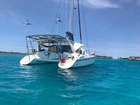 Used Sail Catamaran for Sale 2002 Leopard 42 Additional Information