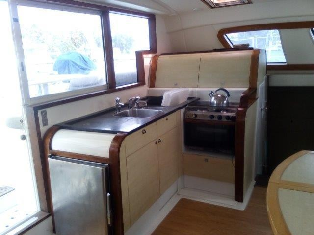 Used Sail Catamaran for Sale 2012 Catana 47  Galley