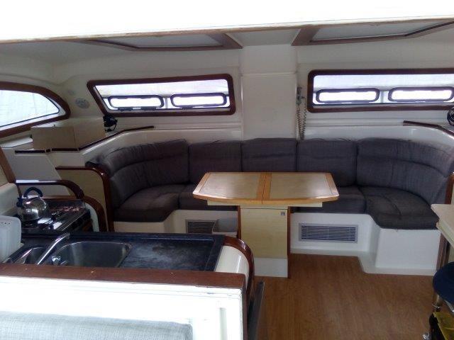 Used Sail Catamaran for Sale 2012 Catana 47  Layout & Accommodations