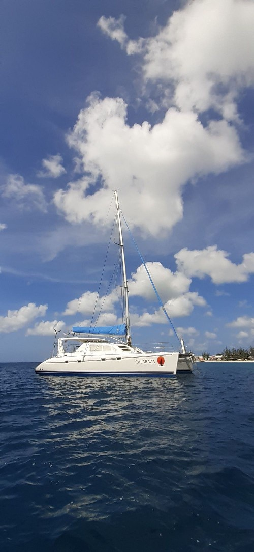 Used Sail Catamaran for Sale 1999 Leopard 45 Boat Highlights
