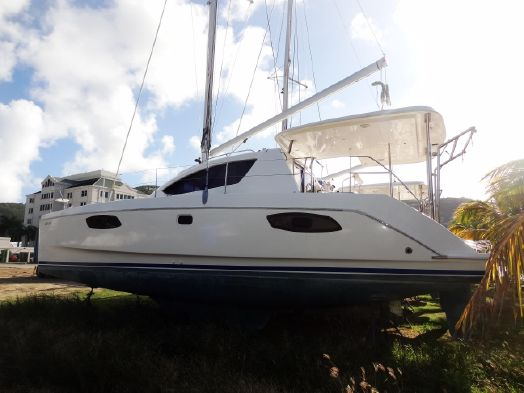 Used Sail Catamaran for Sale 2010 Leopard 38 Boat Highlights