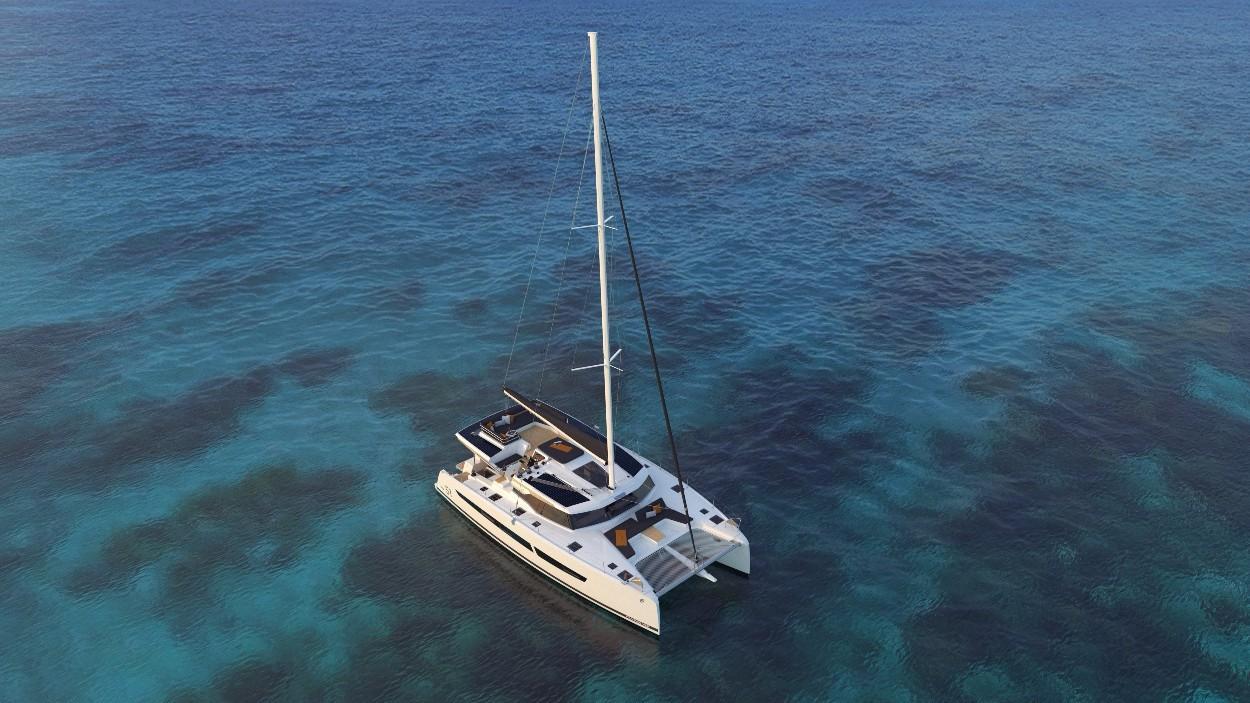 New Sail Catamaran for Sale  NEW 51 Boat Highlights