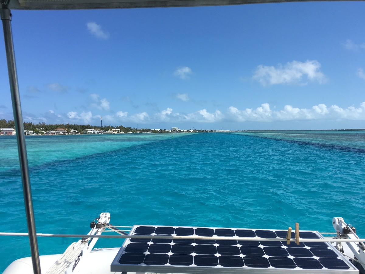 Used Sail Catamaran for Sale 1993 Lagoon 37 TPI  Electrical, Power & Plumbing