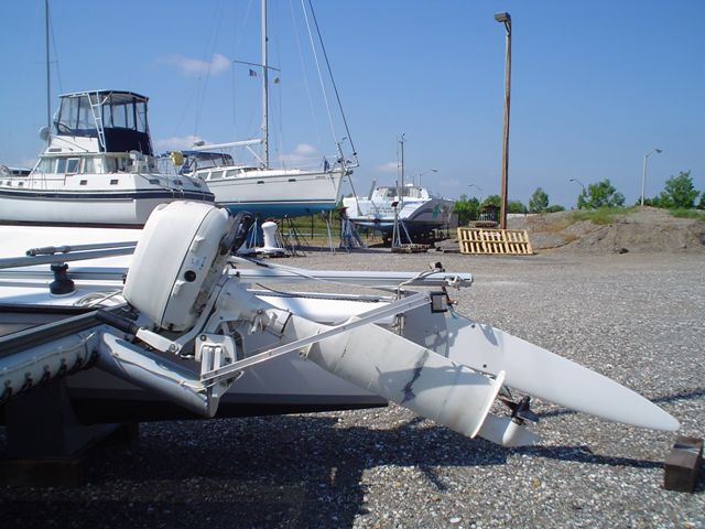 Preowned Sail Catamarans for Sale 2004 Reynolds Engine & Mechanical