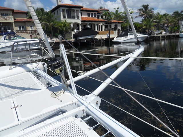 Used Sail Catamaran for Sale 2007 Seawind 1000XL Boat Highlights