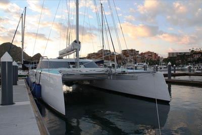 Used Sail Catamaran for Sale 2010 Morelli Melvin 65 Boat Highlights