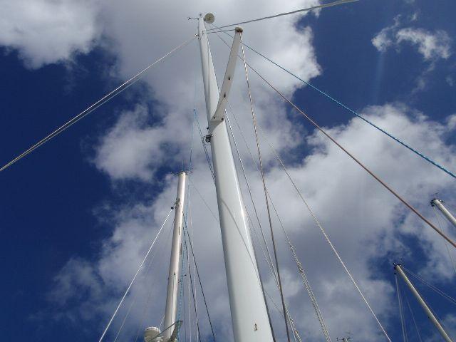 Used Sail Catamaran for Sale 2006 Manta MK II Sails & Rigging