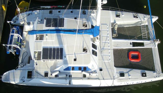 Preowned Sail Catamarans for Sale 2004 Custom 62 Boat Highlights