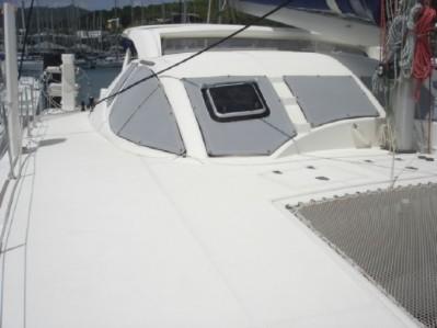 Preowned Sail Catamarans for Sale 2005 Catana 52 Deck & Equipment