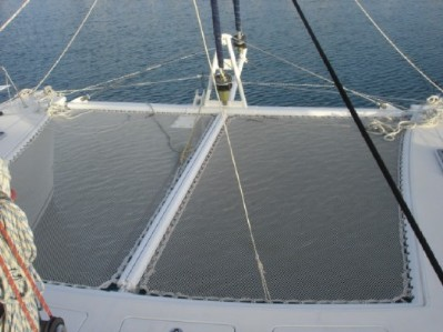 Used Sail Catamaran for Sale 2005 Catana 52 Deck & Equipment