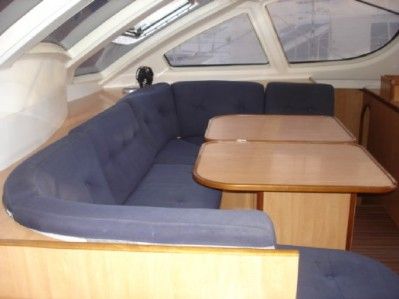 Used Sail Catamaran for Sale 2005 Catana 52 Layout & Accommodations