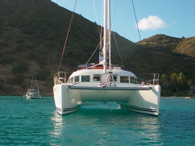 Used Sail Catamaran for Sale 2005 Lagoon 380 S2 Additional Information