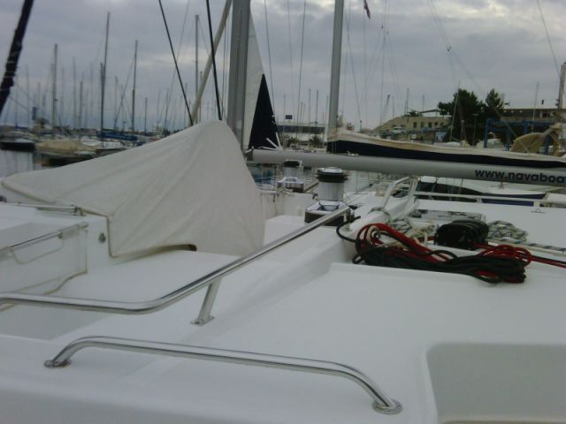 Preowned Sail Catamarans for Sale 2009 Lagoon 500 Sails & Rigging