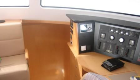 Preowned Sail Catamarans for Sale 2008 Eleuthera 60 Electronics & Navigation