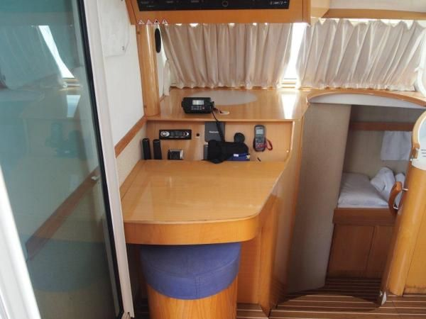 Used Sail Catamaran for Sale 2006 Privilege 445 Electronics & Navigation