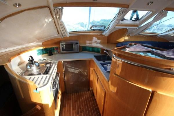 Used Sail Catamaran for Sale 2006 Privilege 445 Galley