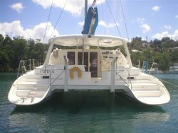 Used Sail Catamaran for Sale 2005 Leopard 43  Boat Highlights