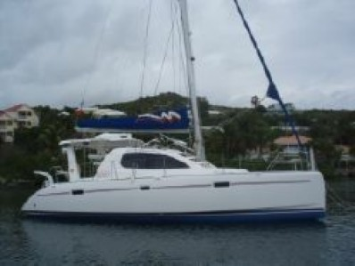 Used Sail Catamaran for Sale 2007 Leopard 40 Boat Highlights
