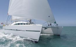 Preowned Sail Catamarans for Sale 2001 Lagoon 570 Boat Highlights