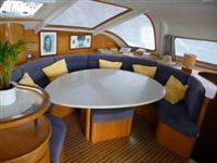Preowned Sail Catamarans for Sale 1999 Privilege 465 Layout & Accommodations