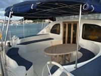 Preowned Sail Catamarans for Sale 1999 Privilege 465 Deck & Equipment