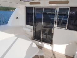 Preowned Sail Catamarans for Sale 2007 Leopard 46  Deck & Equipment