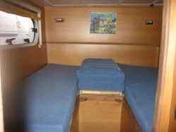 Preowned Sail Catamarans for Sale 2004 Catana 471 Layout & Accommodations