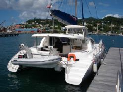 Preowned Sail Catamarans for Sale 2008 Leopard 46  Boat Highlights