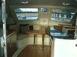 Preowned Sail Catamarans for Sale 2009 Leopard 40 Layout & Accommodations